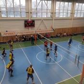 Назаровских мужчин приглашают поиграть в волейбол