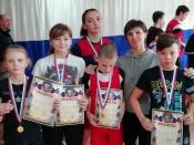 Назаровская команда впервые приняла участие в городе Черногорске