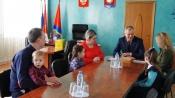 Три молодые семьи получили сертификаты на приобретение жилья