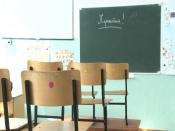 Впервые за несколько лет в городе Назарово полностью закрыли школу на карантин