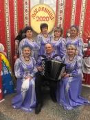 Краевой смотр-конкурс исполнителей народной песни «Сибирская глубинка»