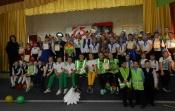 В Назарово День рожденье ЮИД отметили творческим фестивалем