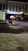 Пока мы спали, дорожники привели в порядок посёлок Бор (видео)