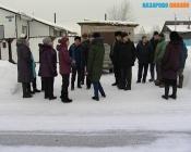 Сходы граждан в частном секторе города Назарово отменяются