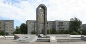В городе Назарово решили отказаться от подсветки и садовых фонарей