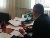 Не покидая кабинетов: в администрацию «ходят» на планерку онлайн