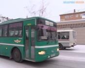 Назаровцы жалуются на перебои в работе рейсовых маршрутов №12 и №11