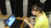 Руководители кружков города Назарово начали заниматься через Интернет