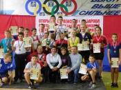 Тренер назаровской спортшколы претендует на звание лучшего профессионала