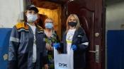 СУЭК поддержала пожилых людей в период пандемии