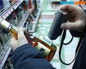 В городе Назарово некоторые магазины продают алкоголь поздно вечером