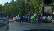 3 ДТП, один час погони: в городе Назарово задержали лихую «Копейку» (видео)