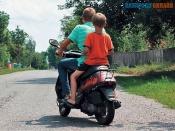 В городе Назарово не выдают водительское удостоверение категории «М»
