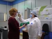 Более 900 тестов на COVID-19 проведено на красноярских предприятиях СУЭК