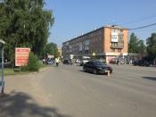 Назаровская пенсионерка нарушила ПДД и попала под машину