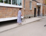 Жителей дома № 71 А по улице Арбузова попросили похудеть