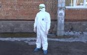 Количество заболевших коронавирусной инфекцией в городе Назарово растёт