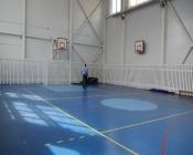 В городе Назарово школьный спортзал переделали в музей