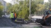 Назаровцы просят не восстанавливать центральную дорогу после фрезерования