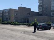 Поступило сообщение о минировании Назаровского городского суда