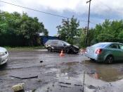Предположительно был пьян: на улице Кузнечная произошло ДТП