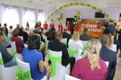 Около 40 назаровских горняков получили награды в честь Дня шахтера