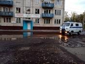 В благоустраиваемой роще города Назарово украли новые светильники
