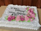 Скверу Южный отметили один год со Дня рождения