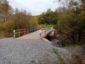 Разрушающиеся мосты в березовой роще обещают отремонтировать