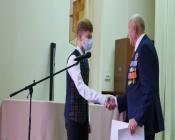Школьник из Назаровского района стал победителем краевого конкурса сочинений