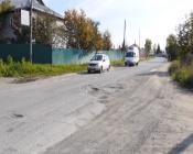 В посёлке Строителей заасфальтируют самую проблемную улицу