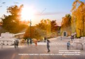 Проект защитили. В 2021 году начнётся благоустройство территории памятника «Скорбящая мать»