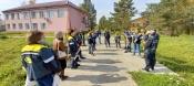 Назаровское ГМНУ заложило «Аллею Единства»