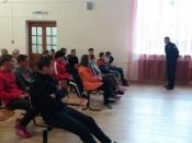Сотрудники ПДН провели профилактическую беседу со студентами техникума