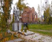 Судьба памятника жертвам Сережского мятежа остается нерешённой