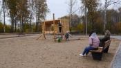 В субботу назаровцев ждёт торжественное открытие сразу двух благоустроенных площадок