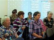 Пожившие и опытные жители края вновь приступили к учёбе