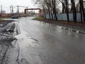 Назаровцев предупреждают о дорогах, где можно «убить» колёса
