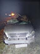 Не доехали до дома 2 км: в Назаровском районе в ДТП погибли женщина и ребёнок