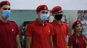 В городе Назарово школьники изучают основу самообороны и медпомощи