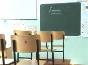 На дистанционное обучение перешли не во всех назаровских школах