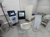 В Назаровском ГМНУ по корпоративной программе «Здоровье» оборудован современный здравпункт