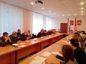 В канун новогодних праздников глава Назаровского района провела комиссию по ЧС