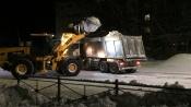 Дорожники учли замечания главы города и расчистили улицы от снега