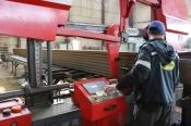 Назаровское ГМНУ наращивает объемы по выпуску металлоконструкций