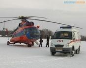 Жену певца Сумишевского госпитализируют в больницу Красноярска