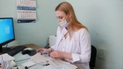 В поликлинике посёлка Бор новый участковый терапевт