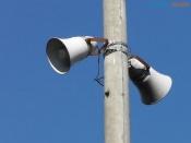 3 марта в Назарово проверят систему оповещения населения города