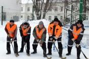 Предприятия-партнеры СУЭК провели товарищеский матч по хоккею с мячом
