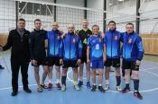 В Назарово прошел волейбольный турнир среди предприятий СУЭК
